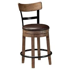 counter height stools. Signature Design By Ashley Pinnadel Wood Counter Height Stools
