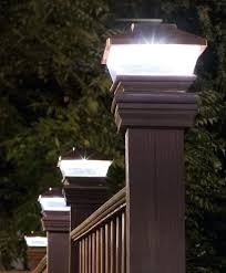 outdoor lamp post lights outdoor lighting for decks outdoor solar fence post lighting designs for decks