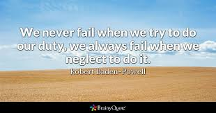 Little Boy Quotes Simple Robert BadenPowell Quotes BrainyQuote