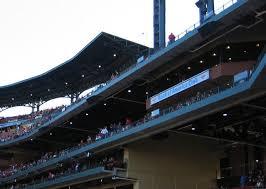 Busch Stadium Bank Of America Club Seating Chart St Louis Cardinals Bank Of America Club
