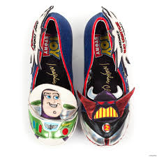 Toy Story Arch Enemies Light Up Heels Irregular Choice Arch Enemies Toy Story Lovely Boutique
