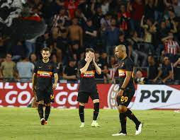 Why Galatasaray collapsed against PSV