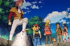 Pokemon S10M01 The Rise Of Darkrai [Japanese Credits] (2007 360p re-dvdrip)  part 1/2 - video Dailymotion