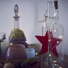 Flaschenlicht Sterne Led Lichterkette 2er Set