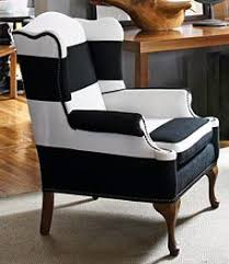 black and white furniture. love black and white everything furniture e