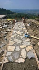 how to lay crazy paving path the faqs