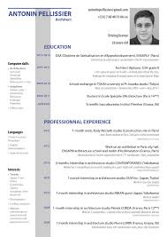 English Resume Resume English Twentyhueandico Resume In English