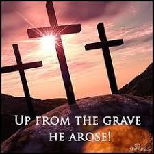 Image result for jesus died and rose again