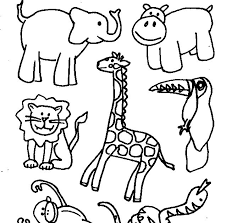 They will attract your kids and make them stay in one place, happily. Super Coloring Free Printable Coloring Pages For Kids Coloring Sheets Free Colouring Book Il Zoo Animal Coloring Pages Zoo Coloring Pages Animal Coloring Pages