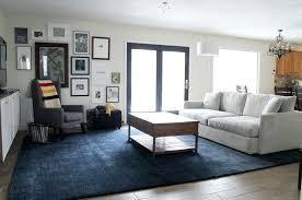 blue rug living room amazing wool rugs l76 rugs