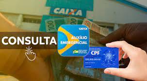COMEÇARAM as CONSULTAS do Auxílio Emergencial de ABRIL pelo CPF: VALORES e  DATAS podem ser CONSULTADOS através do PASSO a PASSO...