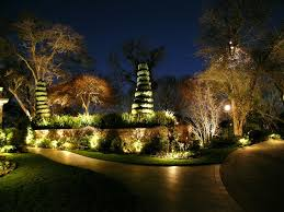 decors low voltage landscape lighting sets
