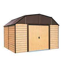Small Picture Handy Home Products Princeton 10 ft x 10 ft Wood Storage Shed