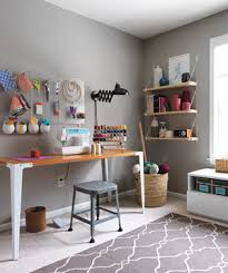 9 Craft Room Makeover Ideas Real Simple