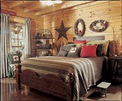 Bedroom Country Decorating Ideas 21.