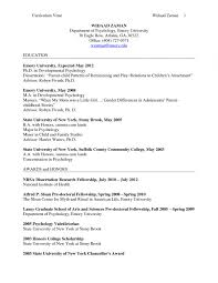 Child Psychologist Resume Sample Ideas Of Psychotherapy Cv With