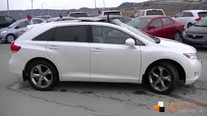 Toyota Venza - Sunroof, Moonroof, AWD - Western Used Vehicles ...