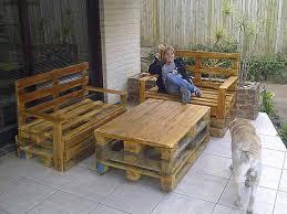 Outdoor pallet furniture Modern Reader Project Make Your Own Outdoor Pallet Furniture Popular Mechanics Popular Mechanics