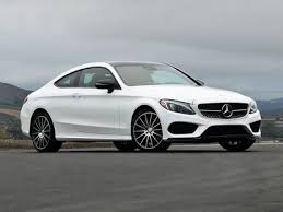 Scores 30 highway mpg and 23 city mpg! Short Report The New 2017 Mercedes C Class Coupe Lacks Dramatic Style But Delivers Dynamic Substance New York Daily News