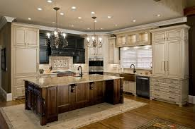 L Shaped Kitchen Island Captivating L Shaped Kitchen With Island White Wooden Kitchen