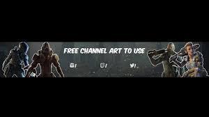 Channel Art Template Call Of Duty Channel Art Template Qiux
