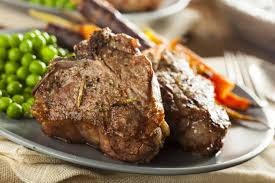 Grilled Lemony Lamb Chops Recipe Dlife