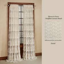 Lace Sheers Lace Curtains Touch Of Class