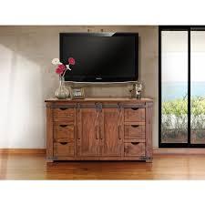 International Furniture Direct TV Stands 866 Parota 70