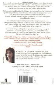 Dream Catcher A Memoir Dream Catcher A Memoir Margaret A Salinger 100 10