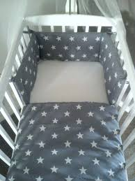 star nursery bedding grey and white star crib bedding set quilt and per