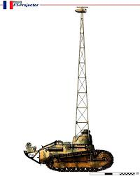 And Numerous Attempts To Mount A 75-mm Howitzer Or Gun On This Small  Platform: