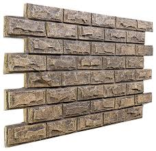 new york brick wall panel mocha