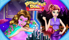 princess doll fashion makeover free of android version m 1mobile