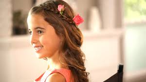 Kids Girls Hair Style flower girl hairstyles kin munity youtube 5368 by wearticles.com