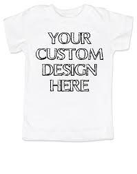 Make Your On Shirt Make Your Own Custom Toddler Shirt