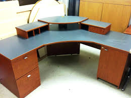 corner office furniture. Great Corner Office Desk With Shelves And Furniture D