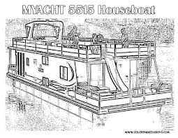 Small Picture Alfa img Showing Houseboat Line Drawing