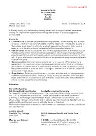 Sample Of A Good Resume Free Resume Example And Writing Download
