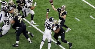 Saints at Rams Matchups: New Orleans offense vs. Los Angeles ...