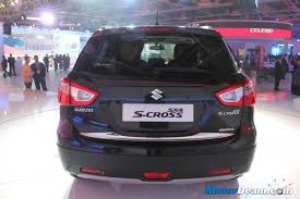 new car launches by maruti in 2015Maruti Sx4 Cross SUV launch in 2015 at a price of Rs 912 Lakh
