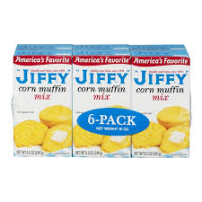 jiffy corn muffin mix. Unique Jiffy Jiffy Corn Muffin Mix  6 CT On