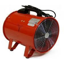 dynatex fume extractor fan ventilation welding exhaust dust 200mm new 8 110v volt