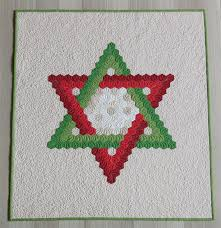New Hexagon Star Quilt Pattern - Geta's Quilting Studio & New Hexagon Star Quilt Pattern Adamdwight.com