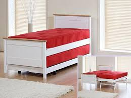 Houston White Red Hideaway Beds Furniture Ideas Picture Hide Away Beds ...