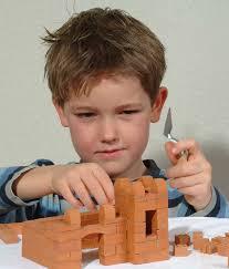 Bộ đồ chơi xây dựng Teifoc có rất nhiều công trình kiến trúc để trẻ có ... - teifoc-4000-burg---stifthalter