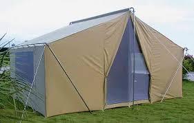 Canvas Tents - Canvas Tent 644/647
