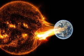 """Solar storms could """"fry"""" our ..."""