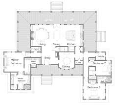 Open Floor Plans With Basements  Floor Plans And Details 3 Beach Cottage Floor Plans