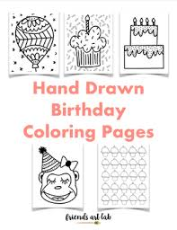 Seasons and celebrations coloring book. Birthday Coloring Pages Worksheets Teaching Resources Tpt