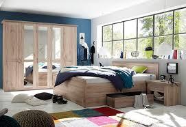 Moebel Guenstig24de Schlafzimmer Komplett Set 4 Tlg Luca Bett 180